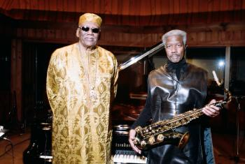 Randy Weston & Billy Harper :::: Jules Allen